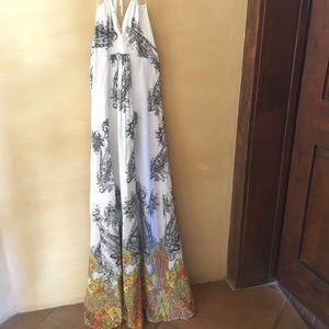 Cache long dress